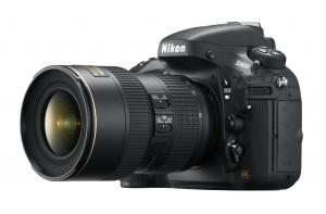Produktfoto einer Nikon D800